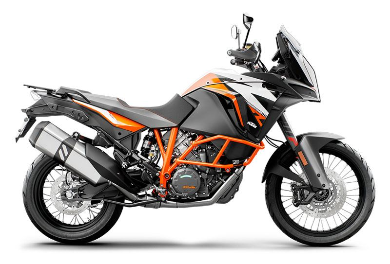 2020 KTM 1290 Super Adventure R in Olympia, Washington - Photo 1