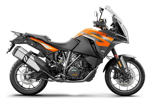 2020 KTM 1290 Super Adventure S in Grass Valley, California