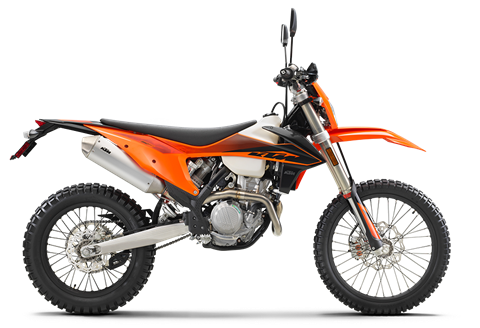 2020 KTM 350 EXC-F in Goleta, California