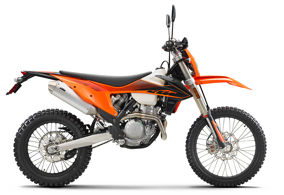 2020 KTM 350 EXC-F in Bozeman, Montana - Photo 1