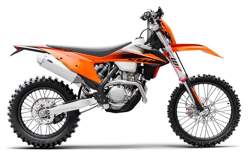 2020 KTM 350 XCF-W in Goleta, California
