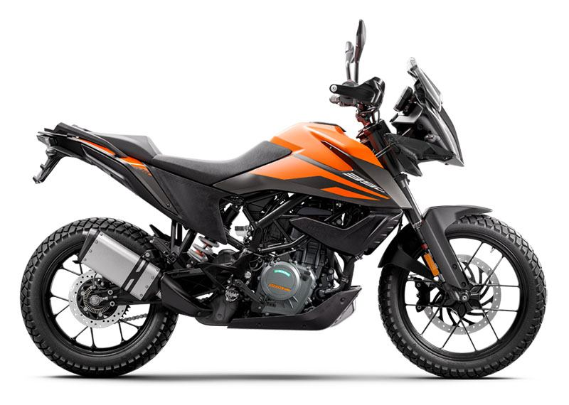 2020 KTM 390 Adventure in Bellingham, Washington - Photo 1