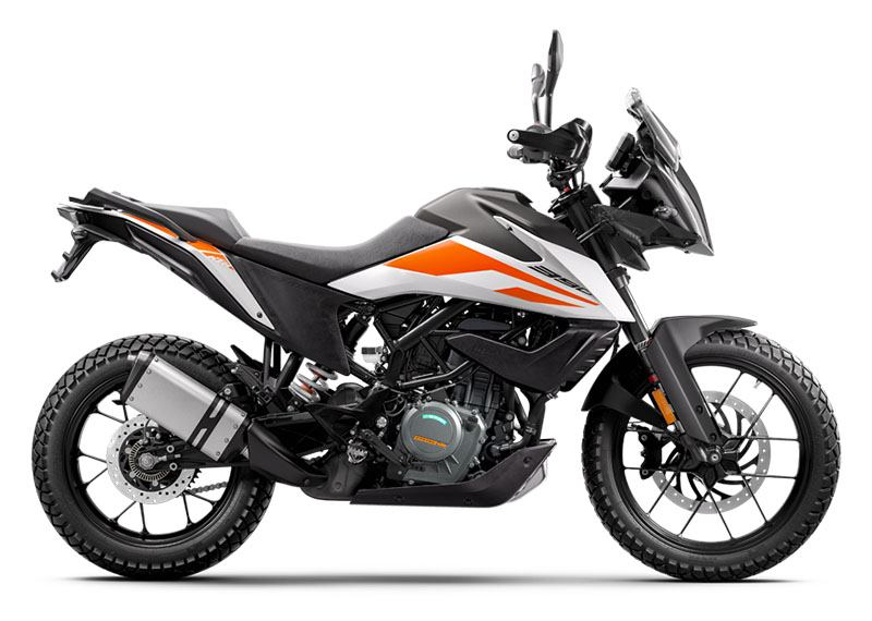 2020 KTM 390 Adventure in Costa Mesa, California - Photo 1