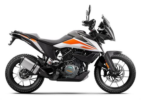 2020 KTM 390 Adventure in Mount Pleasant, Michigan - Photo 1