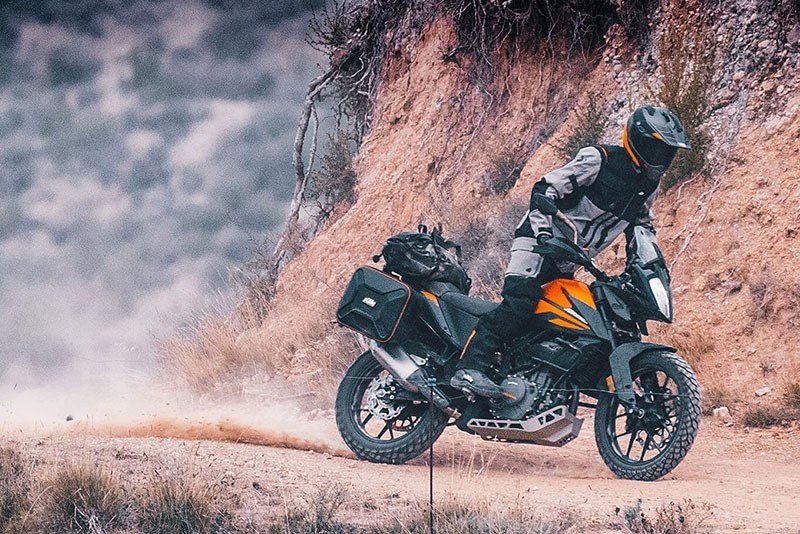2020 KTM 390 Adventure in Costa Mesa, California - Photo 2