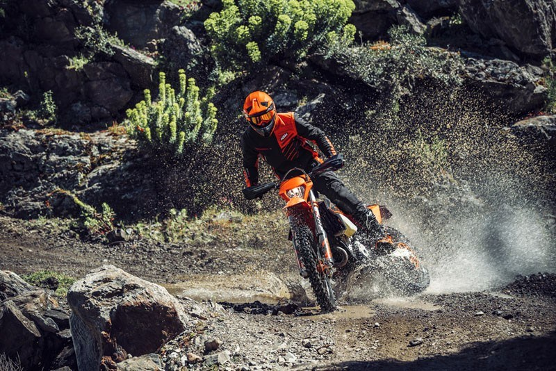 2020 KTM 500 EXC-F in Paso Robles, California - Photo 5