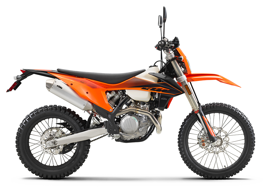 2020 KTM 500 EXC-F in Concord, New Hampshire - Photo 1