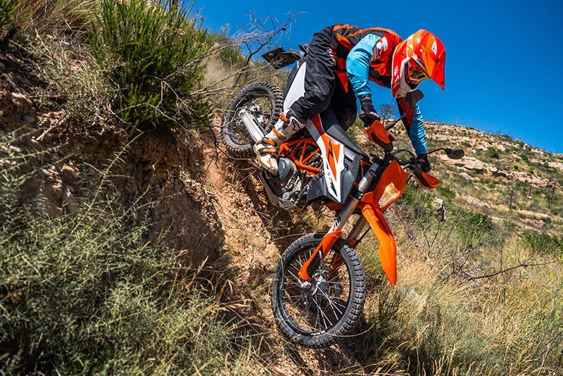 2020 KTM 690 Enduro R in Olympia, Washington - Photo 2
