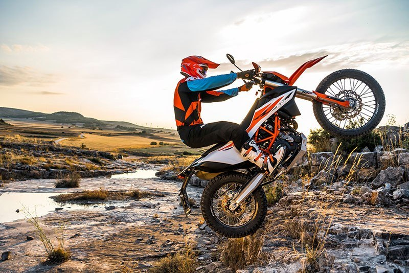 2020 KTM 690 Enduro R in Lakeport, California