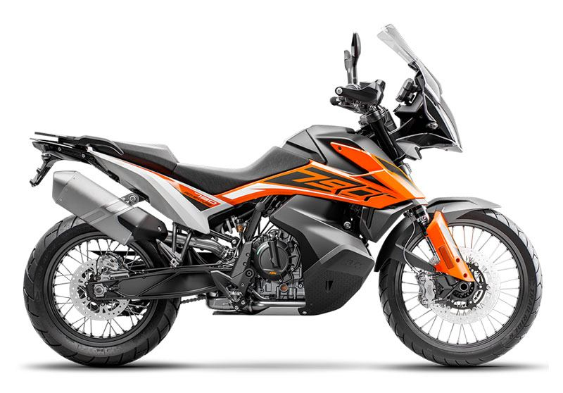 2020 KTM 790 Adventure in Cedar Rapids, Iowa - Photo 1
