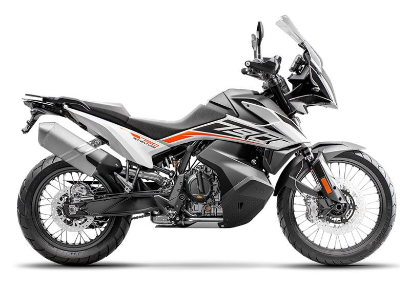 2020 KTM 790 Adventure in Tulsa, Oklahoma - Photo 1