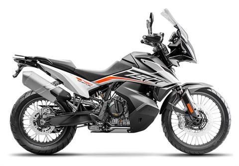 2020 KTM 790 Adventure in Troy, New York - Photo 1