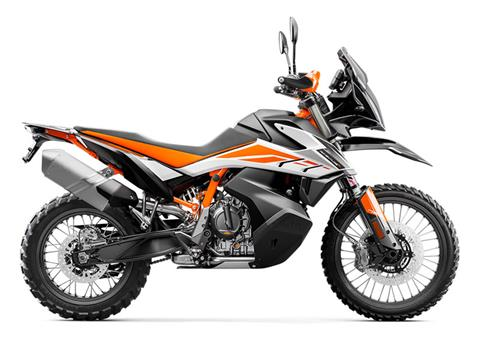 2020 KTM 790 Adventure R in Trevose, Pennsylvania