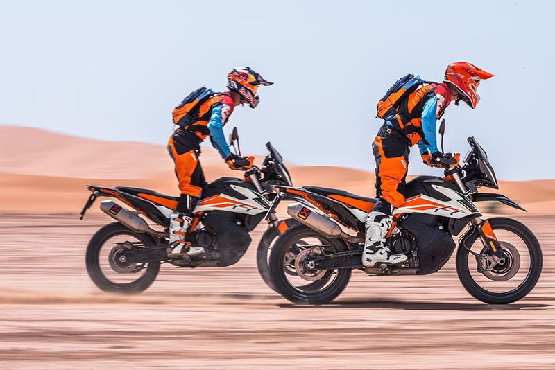 2020 KTM 790 Adventure R in Costa Mesa, California - Photo 2