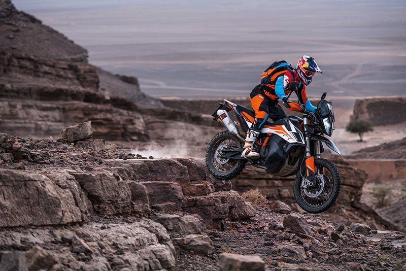 2020 KTM 790 Adventure R in Olympia, Washington - Photo 3