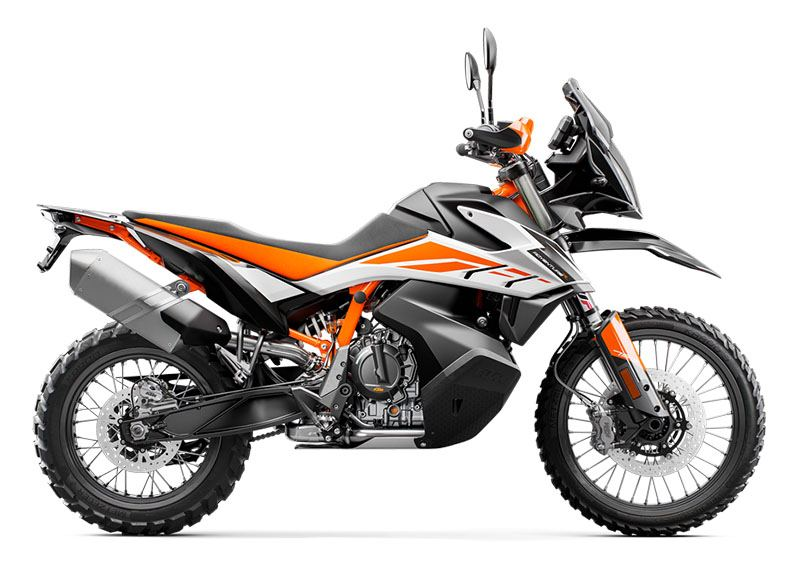 2020 KTM 790 Adventure R in La Marque, Texas - Photo 1