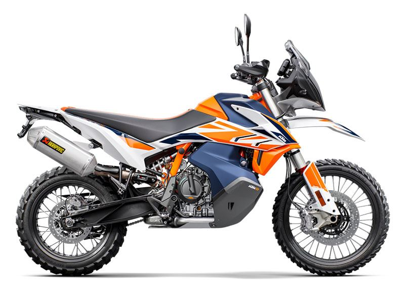 2020 KTM 790 Adventure R Rally in Lakeport, California