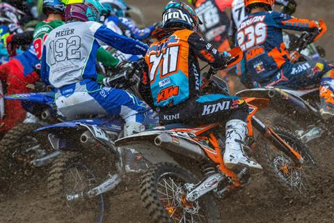 2020 KTM 125 SX in Grass Valley, California - Photo 2