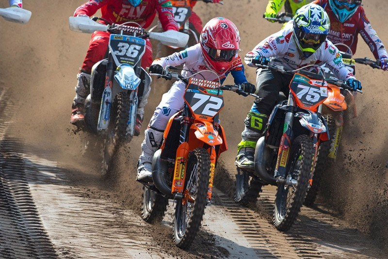 2020 KTM 125 SX in Orange, California - Photo 3