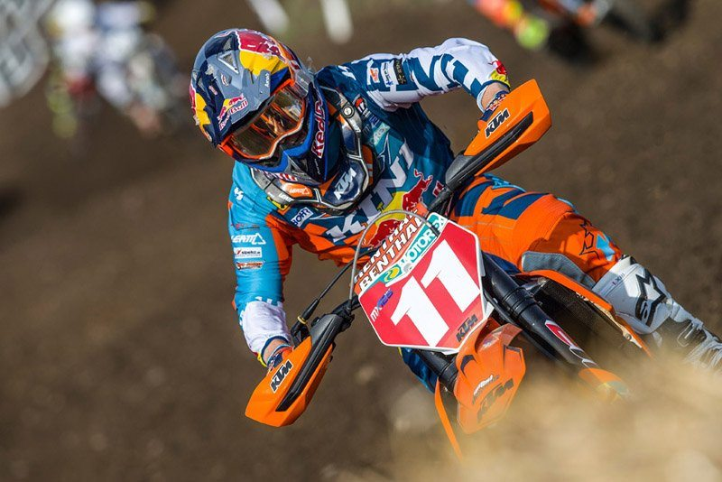 2020 KTM 125 SX in Mount Pleasant, Michigan - Photo 7