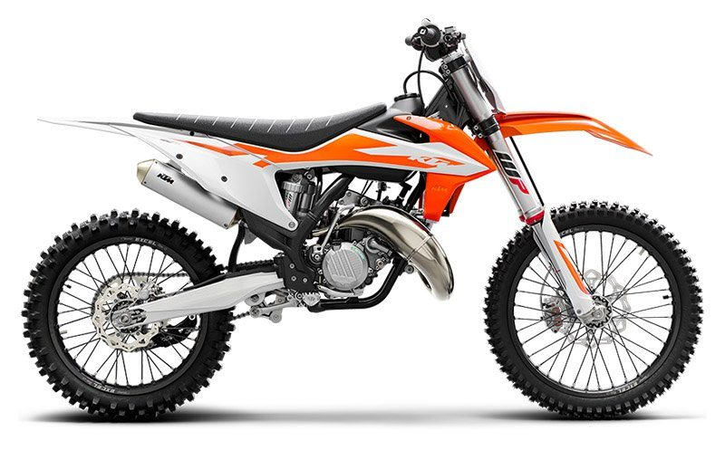 2020 KTM 150 SX in Troy, New York - Photo 1