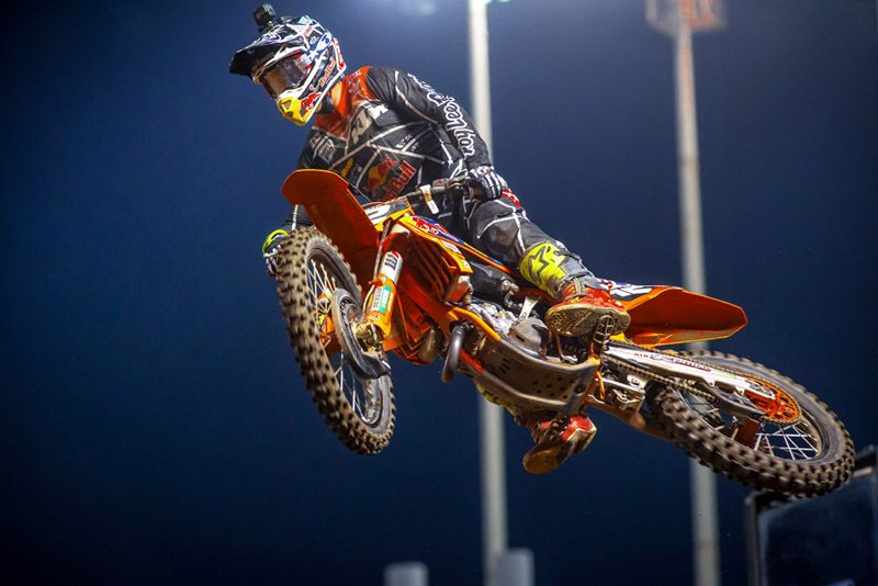 2020 KTM 250 SX-F in Troy, New York - Photo 3