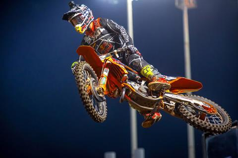 2020 KTM 250 SX-F in Costa Mesa, California - Photo 3