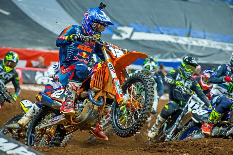 2020 KTM 250 SX-F in Troy, New York - Photo 5