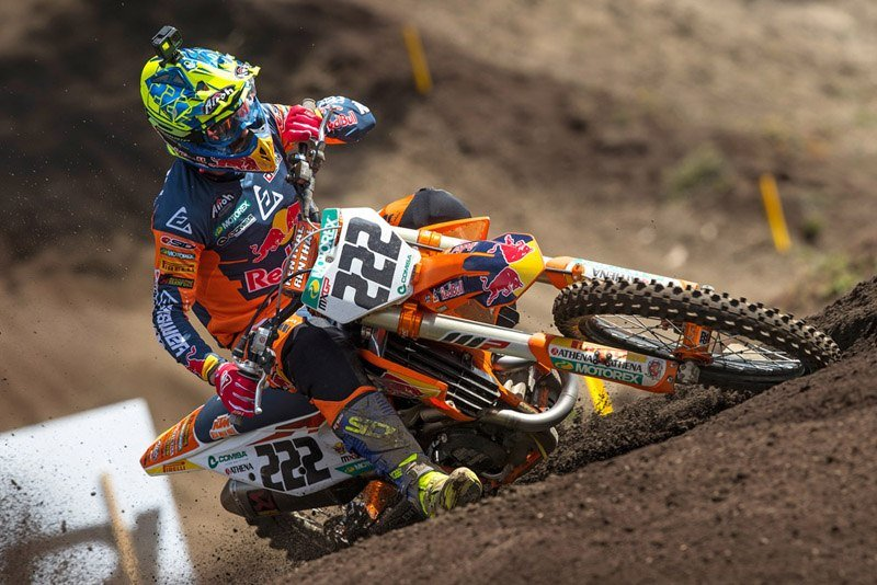 2020 KTM 350 SX-F in Troy, New York - Photo 2