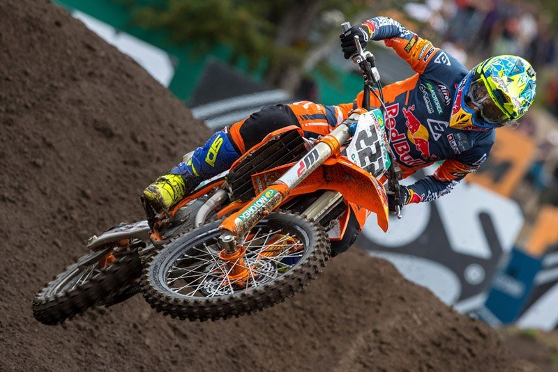 2020 KTM 350 SX-F in Mount Pleasant, Michigan - Photo 3