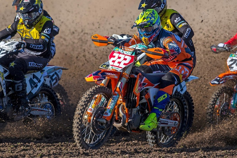 2020 KTM 350 SX-F in Paso Robles, California - Photo 5