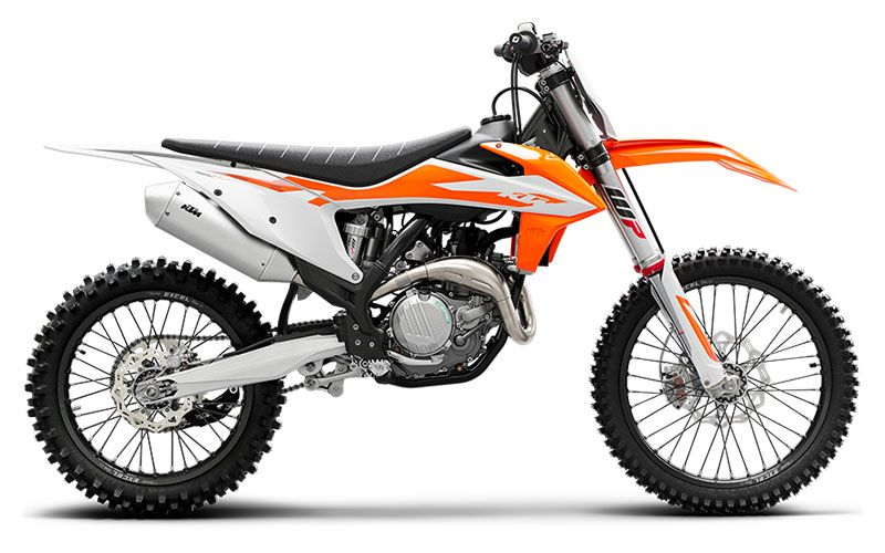 2020 KTM 450 SX-F in Bennington, Vermont - Photo 1