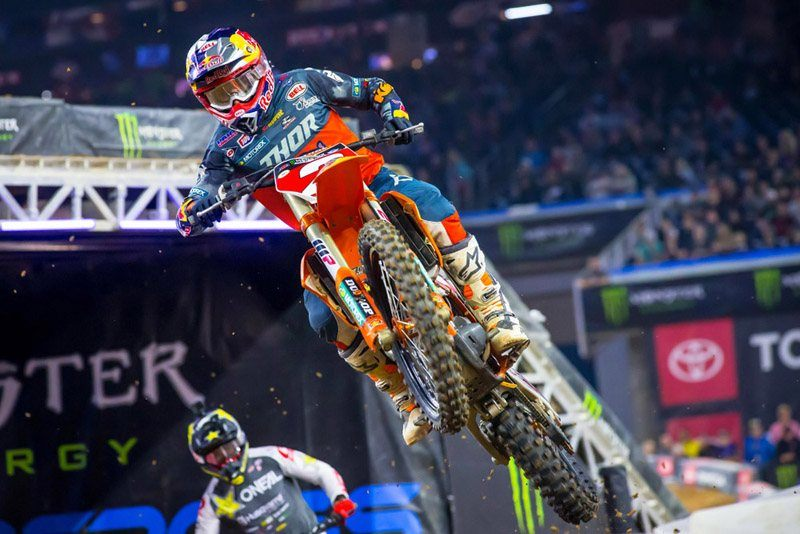 2020 KTM 450 SX-F in McKinney, Texas - Photo 2