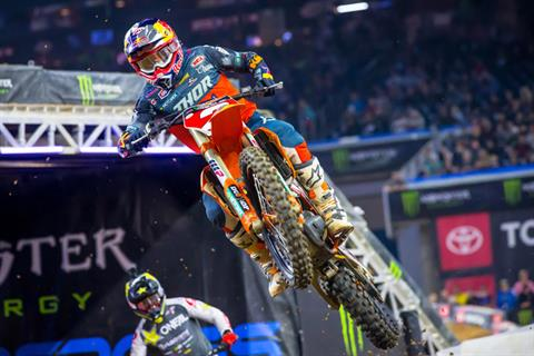 2020 KTM 450 SX-F in Plymouth, Massachusetts - Photo 2