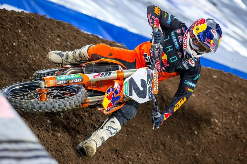 2020 KTM 450 SX-F in Plymouth, Massachusetts - Photo 3