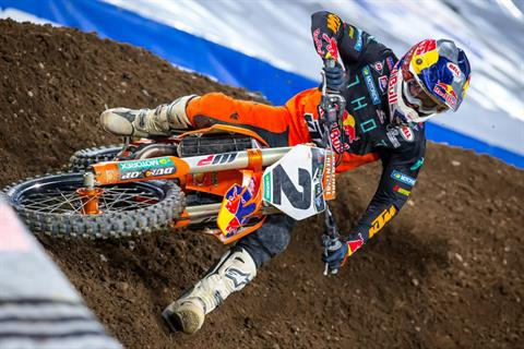 2020 KTM 450 SX-F in Johnson City, Tennessee - Photo 3