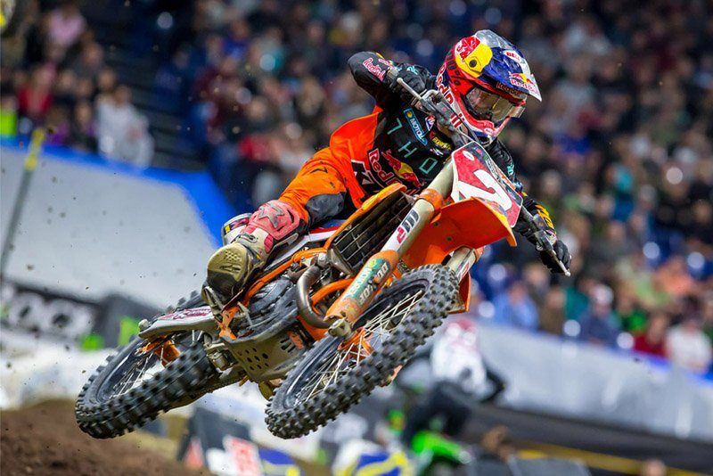 2020 KTM 450 SX-F in Plymouth, Massachusetts - Photo 4
