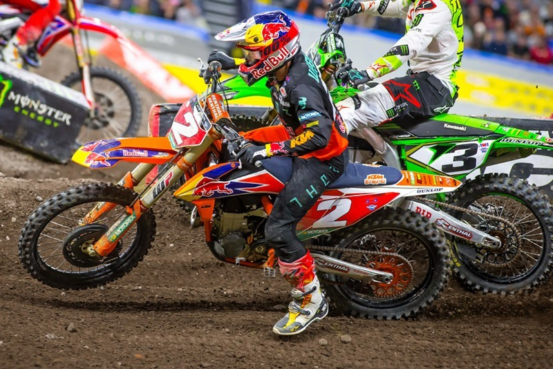 2020 KTM 450 SX-F in Olympia, Washington - Photo 5