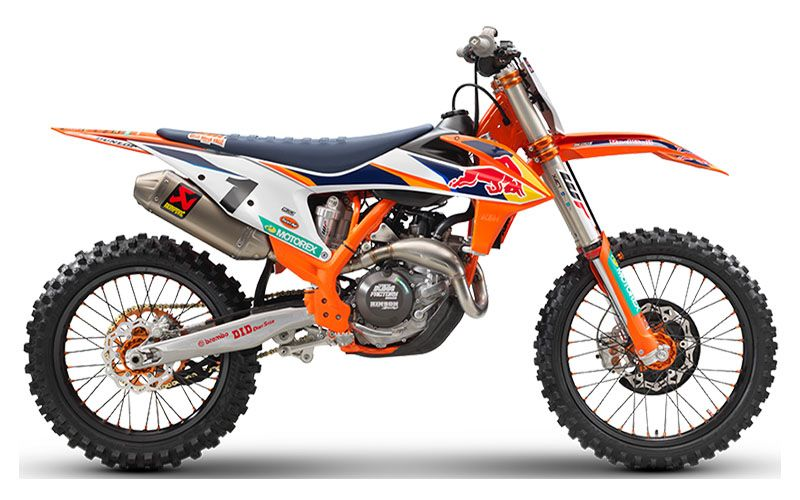 2020 KTM 450 SX-F Factory Edition in Paso Robles, California - Photo 1
