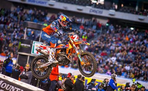 2020 KTM 450 SX-F Factory Edition in Orange, California - Photo 4