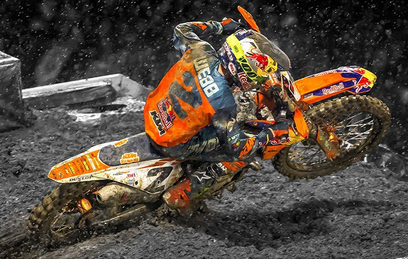 2020 KTM 450 SX-F Factory Edition in Evansville, Indiana - Photo 6