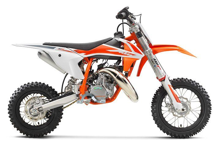 2020 KTM 50 SX in Scottsbluff, Nebraska