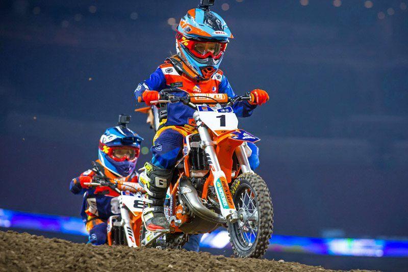 2020 KTM 50 SX in Wilkes Barre, Pennsylvania - Photo 2