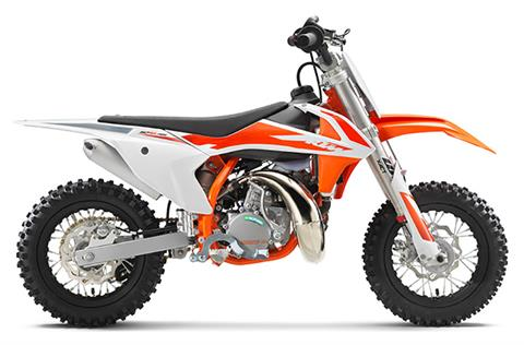 2020 KTM 50 SX Mini in Johnson City, Tennessee