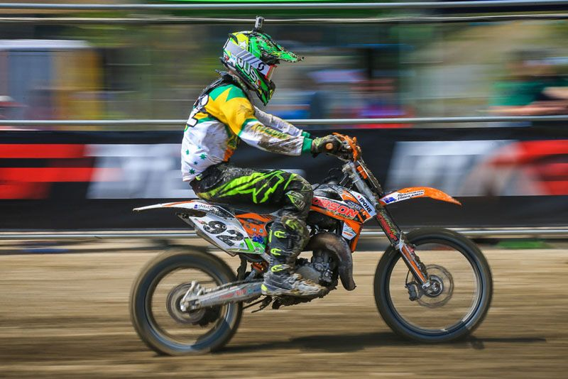 2020 KTM 50 SX Mini in Grass Valley, California - Photo 5