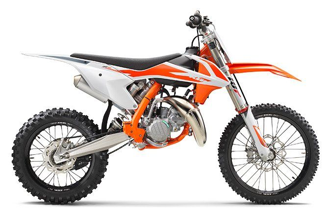 2020 KTM 85 SX 17/14 in Olympia, Washington - Photo 1