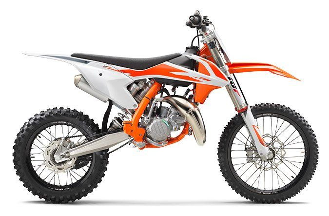 2020 KTM 85 SX 19/16 in Olympia, Washington - Photo 1
