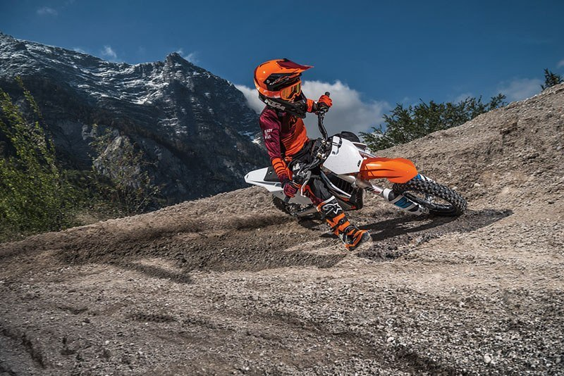 2020 KTM SX-E 5 in Hobart, Indiana - Photo 4