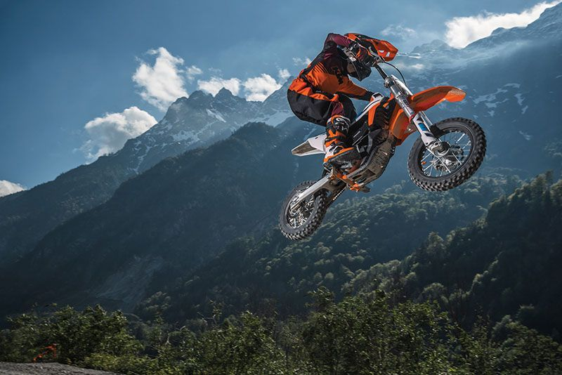 2020 KTM SX-E 5 in Olympia, Washington - Photo 5