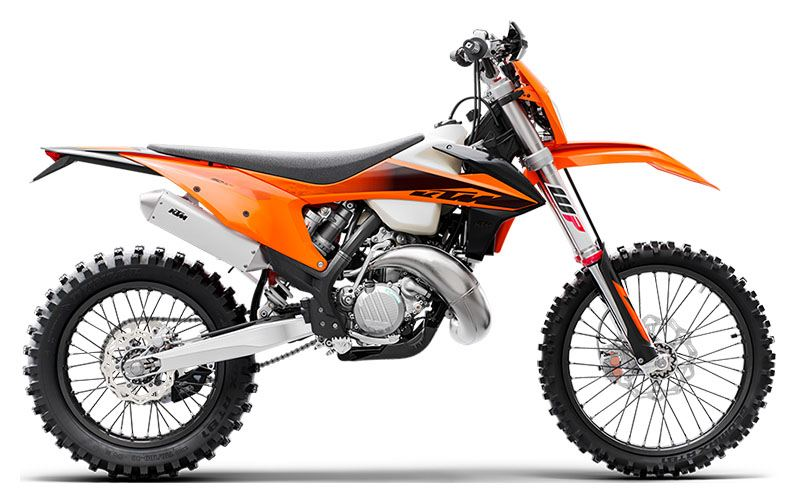 2020 KTM 150 XC-W TPI in Bennington, Vermont - Photo 1